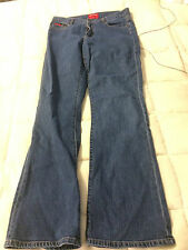 WOMENS CHAPS JEANS KATELYN BOOTCUT BLUE DENIM JEANS PANTS SIZE 6!