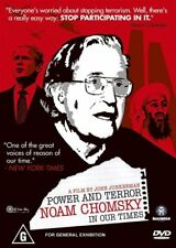 Power And Terror - Noam Chomsky In Our Times (DVD, 2003)-REGION 4-Free postage