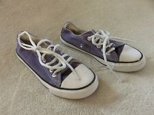 4754352e80e58 BASKET BASSES VIOLET ♥ CONVERSE ALL STAR ♥ TAILLE 34 TBE +++ ☺