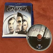 Andrew Niccol's Gattaca Special Edition Blu-ray Ethan Hawke - Mint & Complete