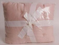 NWT Pottery Barn Tencel standard pillow sham, soft rose pink