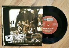 """3 DOORS DOWN Let Me Go 7""""Single Vinyl Record 45rpm 2005 RARE UK Press A/B2"""