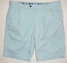 Mens 38 Brooks Brother Bermuda Short Casual Shorts Blue