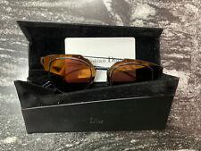 DIOR Orange Mirror  Sunglasses COMPOSITE 1.0 RRP £460 Open To Offers