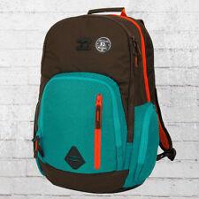 Billabong Rucksack Command Backpack braun türkis für  Laptop Notebook