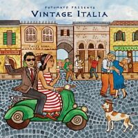PUTUMAYO PRESENTS/VINTAGE ITALIA   CD NEU