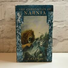 The Chronicles of Narnia 7 Volume Set by C.S. Lewis (RRP £27.99)