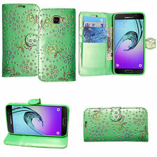 For Samsung Galaxy A3, A5 A8 2016/2017 Wallet Case Cover Flip Leather Case Cover