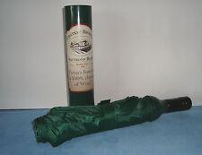 Chateau Wine Bottle Folding Umbrella Lp27669
