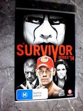WWE - Survivor Series 2014 (DVD, Region 4)GB5