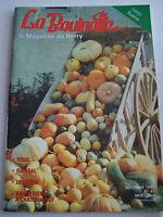 magazine LA BOUINOTTE - le magazine du Berry- N° 41 AUTOMNE 1992 .