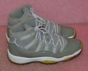 Nike Air Jordan 11 Retro Cool Gray GS Gradeschool 378038-001 Size 6.5Y