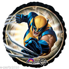 WOLVERINE and the X-MEN FOIL MYLAR BALLOON ~ Birthday Party Supplies Decorations