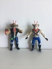 90's Biker Mice from Mars Vinnie & Throttle action figures