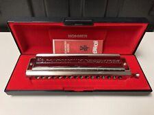 Vintage 1990s HOHNER Chromonica 280C Harmonica Made in Germany
