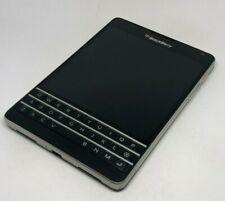 "BlackBerry Passport - 32GB - Black (AT&T Wireless) 4.5"" 13MP Smartphone USED"