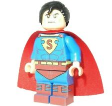 **NEW** Custom Printed - 1950s SUPERMAN - DC Universe Superhero Block Minifigure