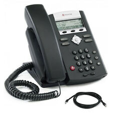 Polycom SoundPoint IP 331 Telefono VoIP in Nero