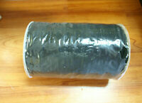 """Elastic roll 1/4"""" wide 200 yards color black very good quality free shipping"""