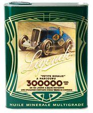 Case of 12 Quarts LEGENDE 15w50 Motor Oil Vintage Classic Muscle Cars 15w-50