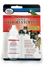 Four Paws Pet Quick Blood Stopper Gel, 1.16 oz New Cats & Dogs & Birds