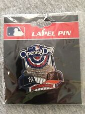 2014 Opening Day Pin #2 Yankee Stadium New York Yankees Baltimore Orioles