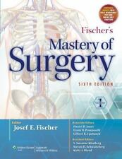 **PDF FORMAT**Mastery of Surgery Set by Josef E. Fischer, 6th Ed