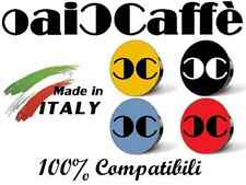 CiaoCaffè 100 Kapseln Kompatibel LAVAZZA A MODO MIO 100% Kaffee Made In Italy.