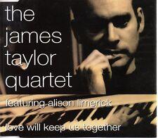 The James Taylor Quartet ft Alison Limerick - Love Will Keep us Together.
