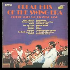FREDDIE STAFF AND HIS SWING BAND - LP CHEVRON 1979 - GREAT HITS OF THE SWING ERA