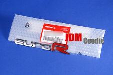 Genuine Honda Acura JDM TSX Accord  EURO-R Emblem