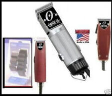 Oster Classic 76 silv Clipper+T Finisher+Comb+Fast Feed