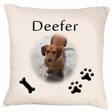 personalised photo cushion pet dog gift
