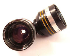 2 Lenses for EKRAN Russian 8mm Movie Camera RARE