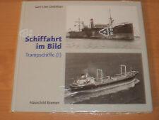 Sammlung Schiffahrt im Bild Trampschiffe I Hardcover!