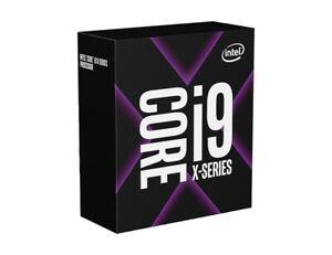 Intel Core i9-10920X X-Series Processor, 3.5 GHz, 12-Core