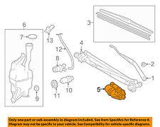 TOYOTA OEM 12-14 Camry-Windshield Wiper Motor 8511006120
