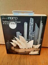 Schylling Paper Nano Sydney Opera House Paper Craft