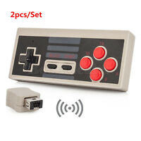 2pcs Wireless Spiel Controller NES Gamepad Für Nintendo Mini NES Classic Edition