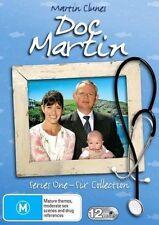 Doc Martin : Season 1-6 (DVD, 2014, 12-Disc Set) - Region 4