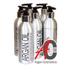Pure Argan Oil - 200ml - 100% Pure Cosmetic Grade Argan Oil  - Same Day Dispatch