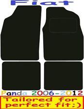 FIAT PANDA su misura tappetini auto ** Qualità Deluxe ** 2012 2011 2010 2009 2008 2007