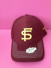 Florida State Seminoles 47 Twins Packed House Stretch fit hat S/M Maroon