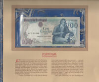 Most Treasured Banknotes Portugal 100 escudos 1981 P 178b UNC LOW AFG08556