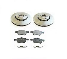 2x disco de freno completo 290mm trasera chrysler voyager Grand Voyager III GS IV RG RS
