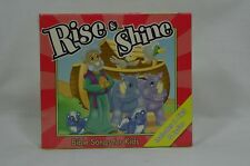 Rise & Shine Audio 3 CD'S – BIBLE SONGS FOR KIDS 2007 by Twin Sisters Production