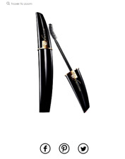 Lancome Virtuose Divine Lasting Curves Mascara Curve-Length 01 Noir black