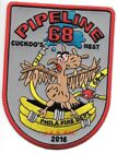 "Philadelphia  Pipeline-68 ""Cuckoo's Nest"", Pennsylvania (4"" x 5"") fire patch"