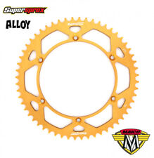 Supersprox Rear Alloy Sprocket for Maico 250 400 440 490 (1969-89) - Gold 56T