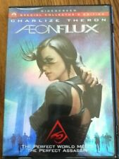 Aeon Flux (2005) Dvd Special Collector's Edition w/ Bonus Disc Charlize Theron